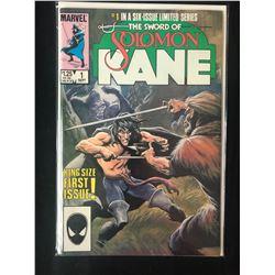 SOLOMON KANE #1 (MARVEL COMICS)