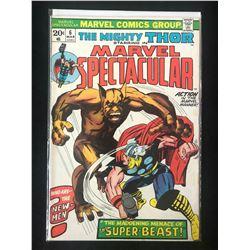 MARVEL SPECTACULAR STARRING THOR #6 (MARVEL COMICS)