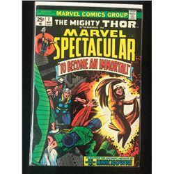 MARVEL SPECTACULAR STARRING THOR #7 (MARVEL COMICS)