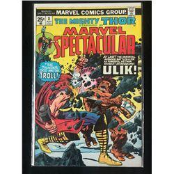 MARVEL SPECTACULAR STARRING THOR #8 (MARVEL COMICS)