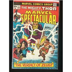 MARVEL SPECTACULAR STARRING THOR #2 (MARVEL COMICS)