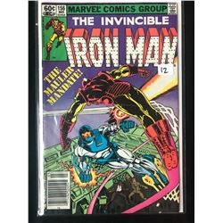 THE INVINCIBLE IRON MAN NO.156