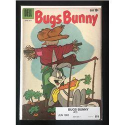 1963 BUGS BUNNY NO.73