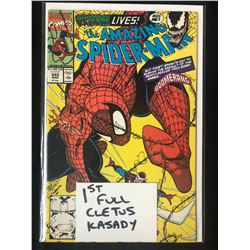 THE AMAZING SPIDER MAN NO. 345 ( 1ST FULL CLETUS KASADY)