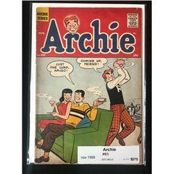 1959 ARCHIE NO. 105