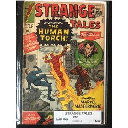 STRANGE TALES NO. 118