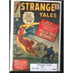 STRANGE TALES NO. 112