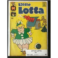 1965 LITTLE LOTTA NO.59