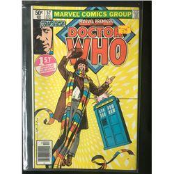 MARVEL COMICS DR. WHO NO.57