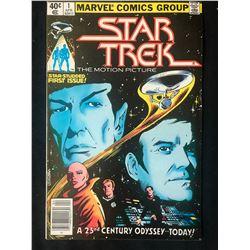 MARVEL COMICS STAR TREK NO.1