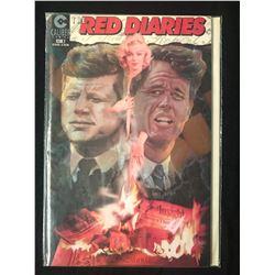 CALIBER COMICS THE RED DIARIES NO.2 (JFK)