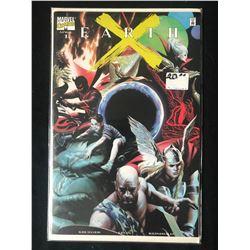 MARVEL COMICS EARTH X NO.1 COMIC BOOK