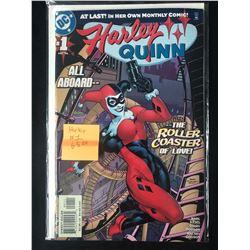 DC COMICS HARLEY QUINN NO.1