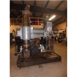 Caser Model 35-1250 Radial Arm Drill