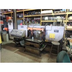 "18"" x 20"" HEM Horizontal Band Saw"