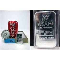 Coke Can Diversion Safe w/ One .999 Silver Bar