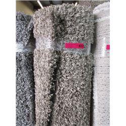 5 x 7 Foot Brown Shag Carpet - Store Return
