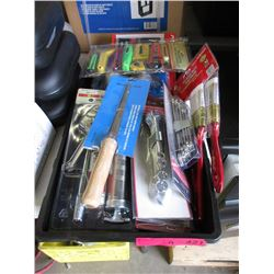 9 Assorted New Hand Tool Sets
