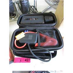 18Volt Cordless Drill & 2 Jumper Cables
