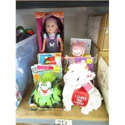 6 Children's Toys - Store Returns