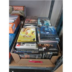 75+ New Foreign Language DVD's