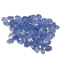 13.18 ctw Oval Mixed Tanzanite Parcel