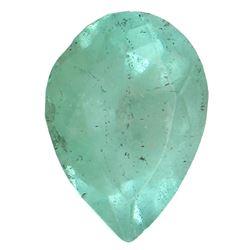2.46 ctw Pear Emerald Parcel