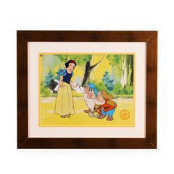 Snow White by The Walt Disney Company Limited Edition Serigraph