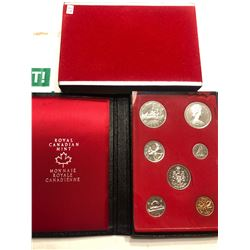 1972 Royal Canadian Mint Proof Set in Original Package