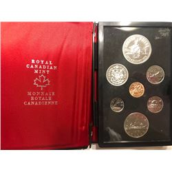 1975 Royal Canadian Mint Proof Set in Original Case