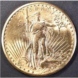 1925-D SAINT GAUDENS GOLD CH BU