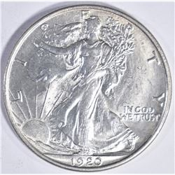 1920 WALKING LIBERTY HALF DOLLAR CU BU+