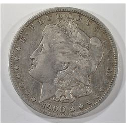 1900-O/CC MORGAN DOLLAR VF+