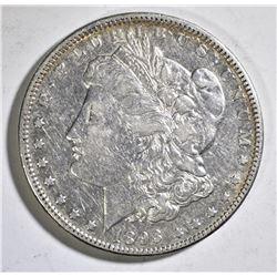 1893 MORGAN DOLLAR XF/AU