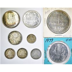 CANADIAN COIN COLLECTOR LOT: