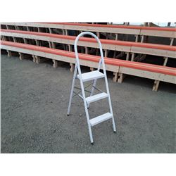 3 Step Folding Step Ladder