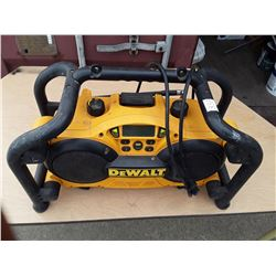 Dewalt Work Radio Model DC011
