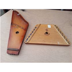 2 Musical Harps