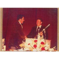 John Wayne: Winchester Centennial 1966 Carbine Gifted by Wayne to Shelton