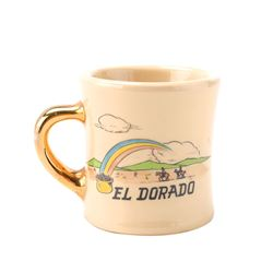 John Wayne: 'El Dorado' Mug Gifted from Wayne to Shelton