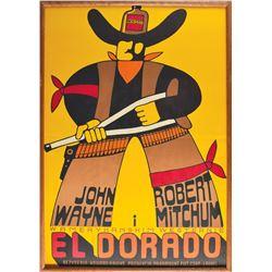 El Dorado Polish Poster