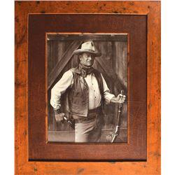 John Wayne Oversized Vintage Original Photograph