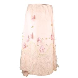 Elizabeth Taylor's Screen-Worn Skirt from 'Poker Alice' with Wig Stand, Script, and Ephemera