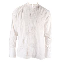 George Hamilton's Screen-Worn and Signed Shirt from 'Poker Alice'