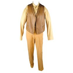 Doeskin Pants and Leather Vest from Bonanza and The High Chaparral