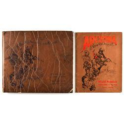 'Arizona' Pair of Original Premiere Publications