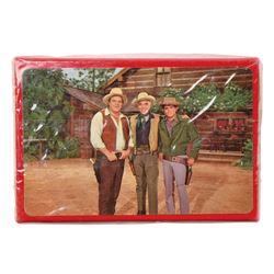 Bonanza Playing Cards Gifted to Shelton by Lorne Greene