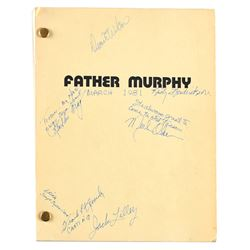Father Murphy Signed Script