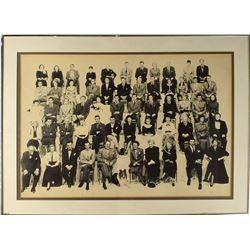 MGM Studio 1948–1949 Actors & Actresses Oversized Photograph