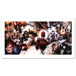 """Daredevil #500"" Limited Edition Giclee on Canvas by Marko Djurdjevic and Marvel Comics. Numbered an"
